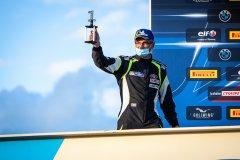 Podium Frank Lefevre Circuit Paul Ricard Sprint Cup 2020