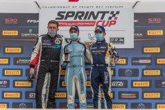 Podium Sprint Cup Le Castellet 2020