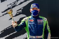 Podium Christian Camboulive Sprint Cup Circuit de Nogaro