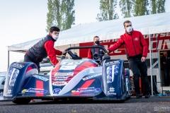 team HMC Racing circuit de Nogaro