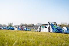 Grille de départ circuit de Nogaro 2021