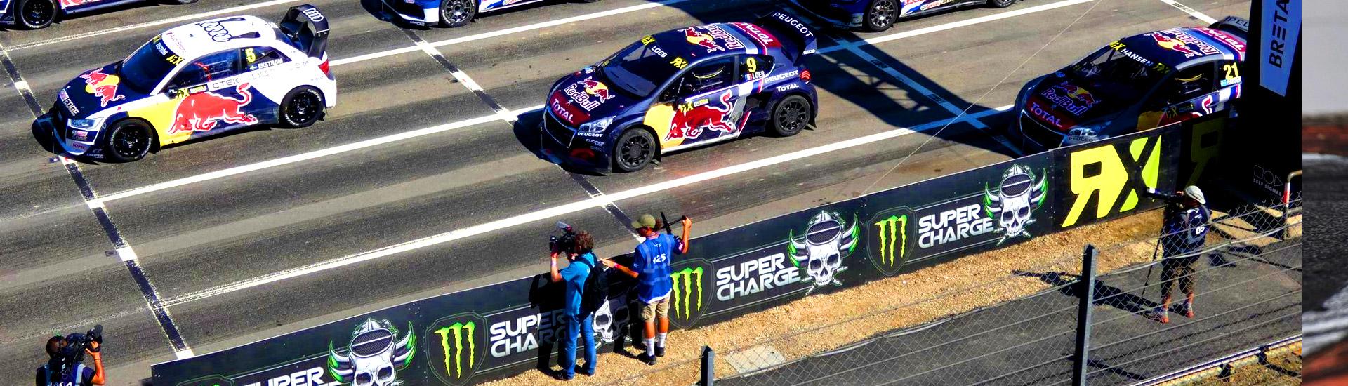 départ rallycross