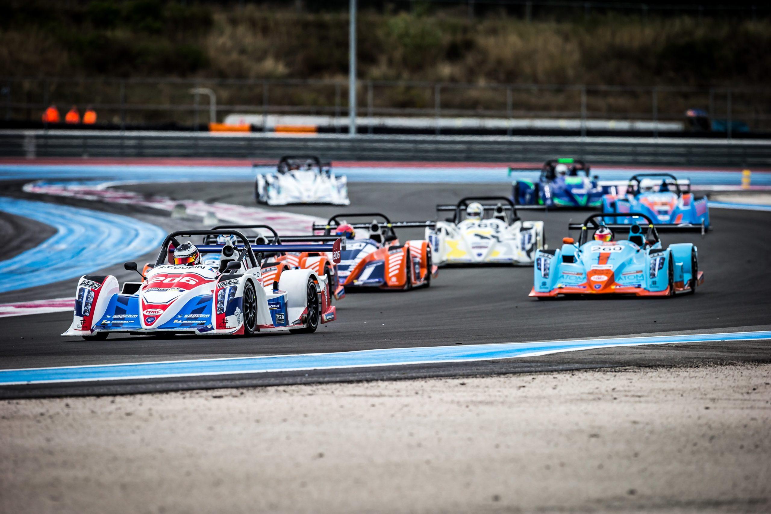 Endurance cup SP05 HMC Racing
