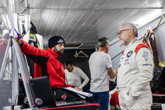 coaching hmc racing